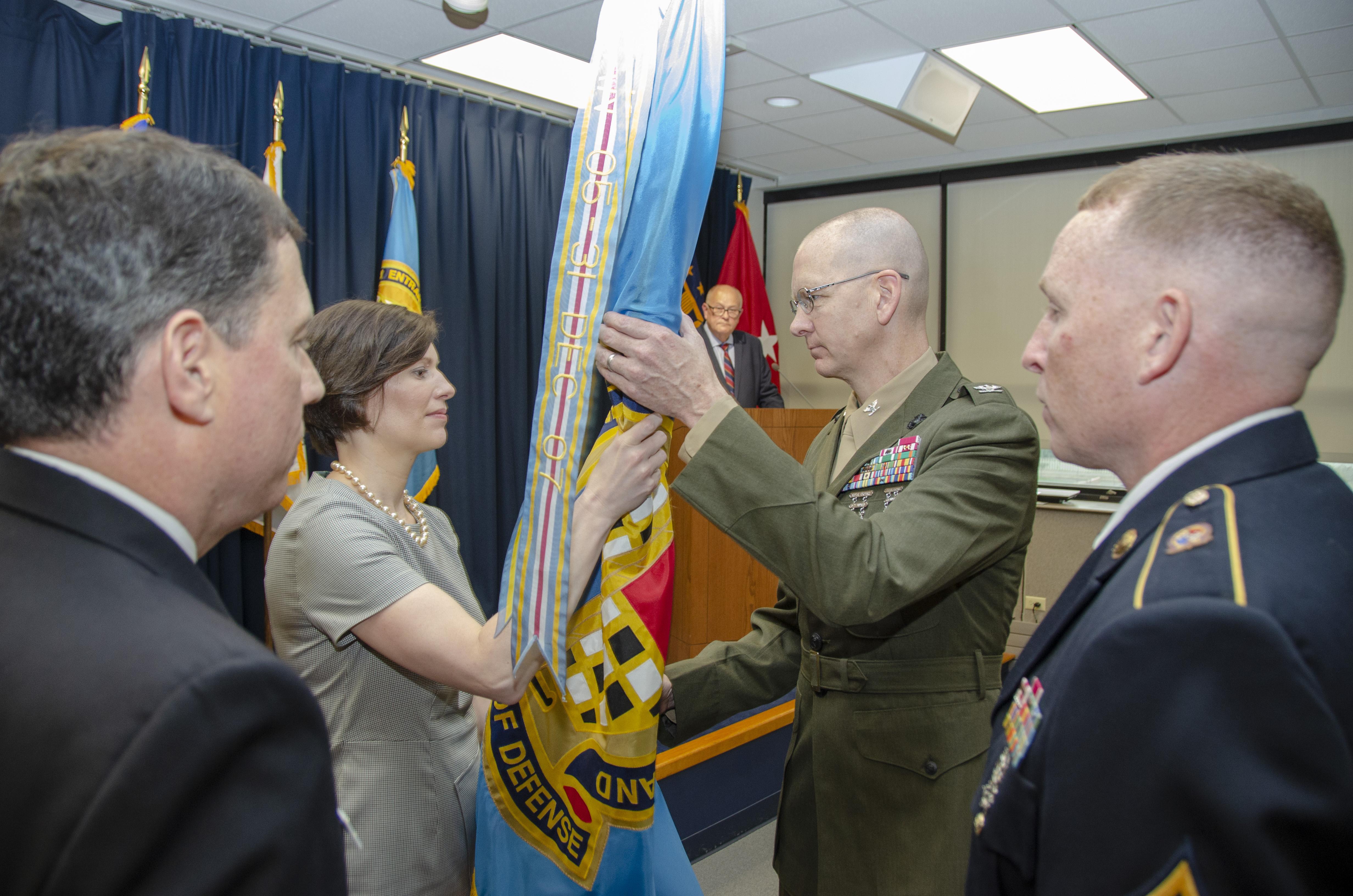 USMEPCOM Welcomes New Commander