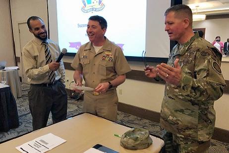 USMEPCOM, Air Force Reserve Sign Enlistment Processing Agreement