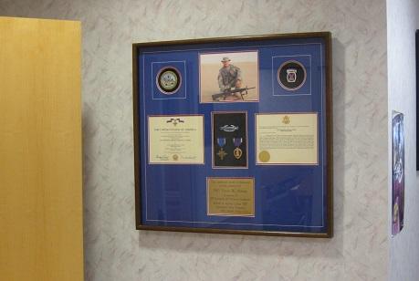 Montana Native Posthumously Awarded Medal of Honor