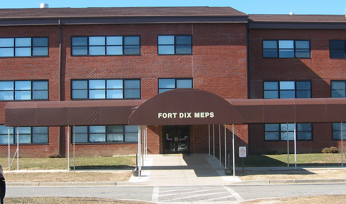 Fort Dix MEPS
